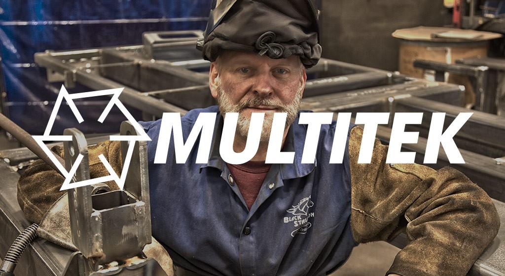 Multitek Website